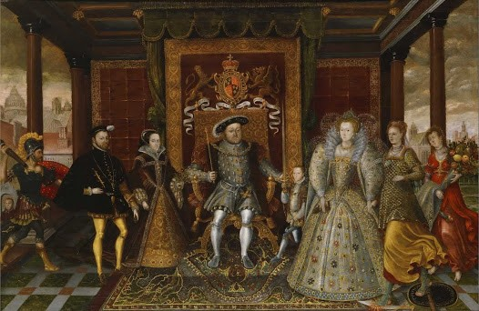 After-Henry-VIII-Succession-portrait-in-Elizabeths-reign