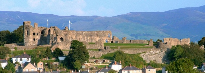 Denbigh-Castle