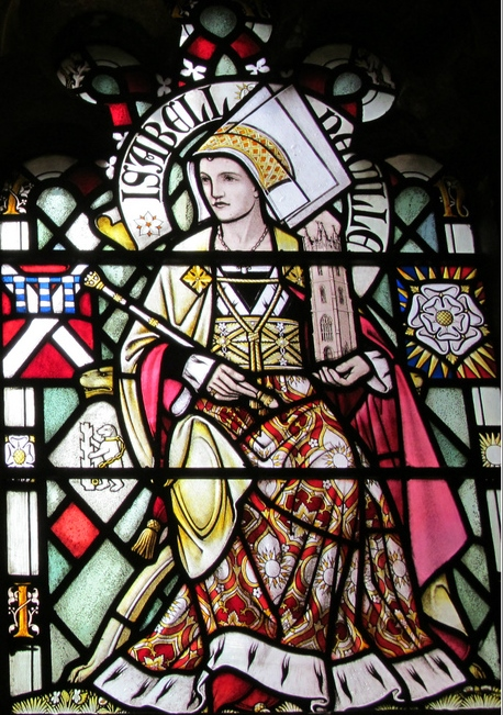 Isabel-Neville-Duchess-of-Clarence-1451-1476