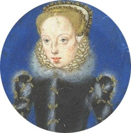 Lady-Katherine-Grey-Countess-of-Hertford-1540-–-1568-by-Levina-Teerlinc