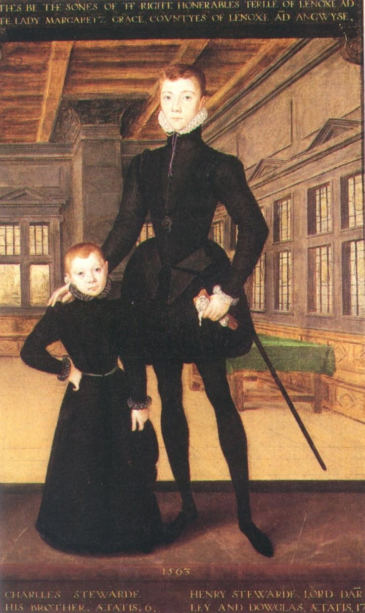 Lord-Henry-Stuart-Lord-Darnley-and-Lord-Charles-Stuart
