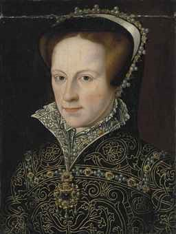Possibly-Portrait-of-Mary-by-an-unknown-English-painter