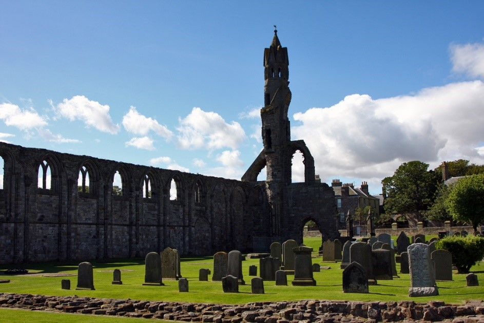 Ruins-of-St-Andrew's-Cathedral-Fife