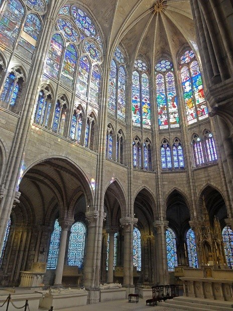 Saint Denis By Pierre Poschadel Own Work