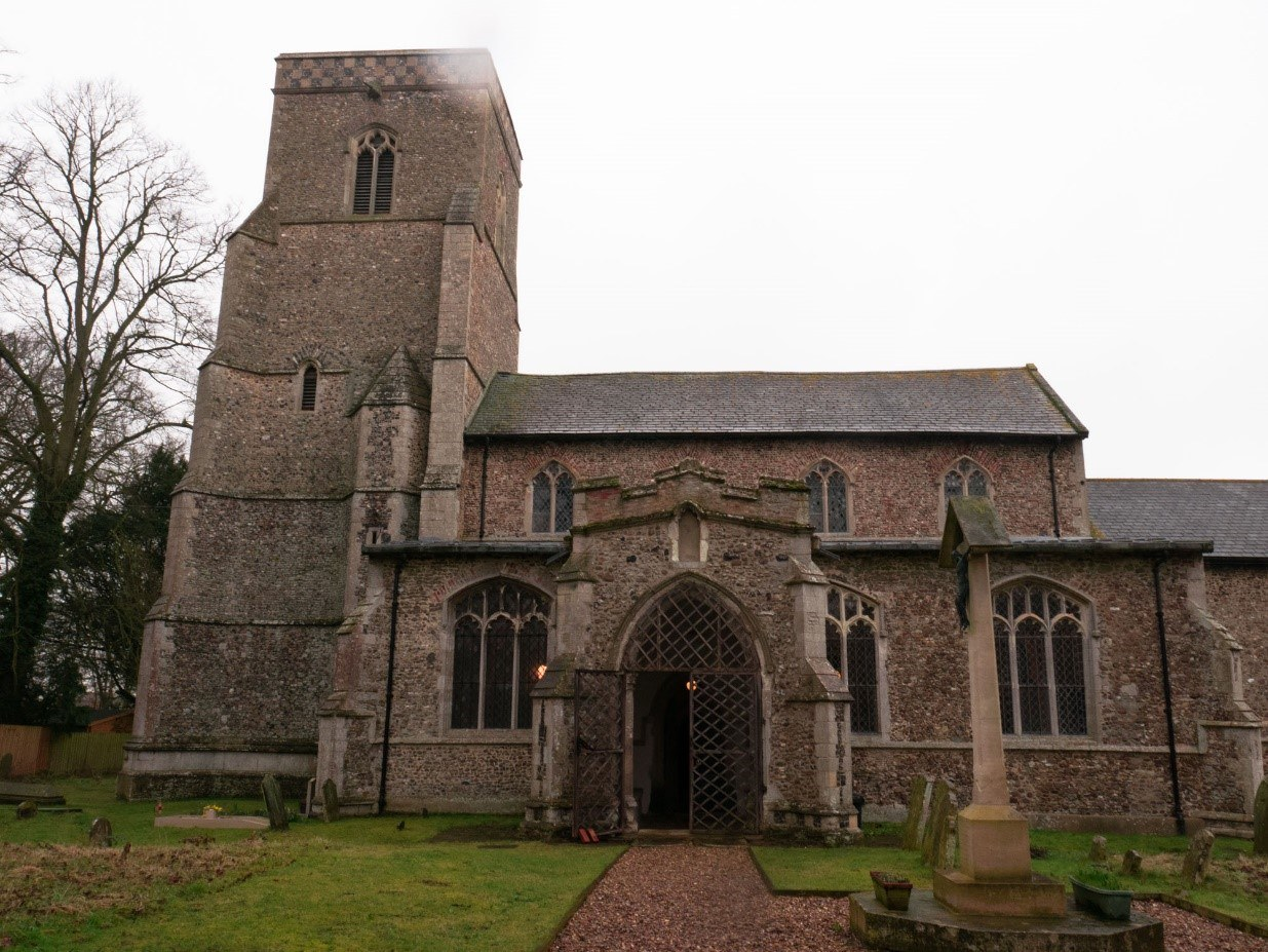 Westhorpe Church © Tudor Times Ltd