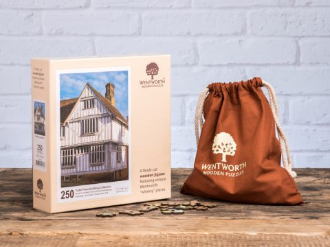 Guildhall, Lavenham Jigsaw, exclusive to Tudor Times