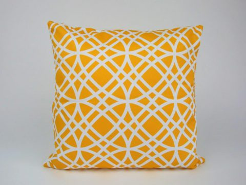 Seymour Cushion - Reverse Pattern