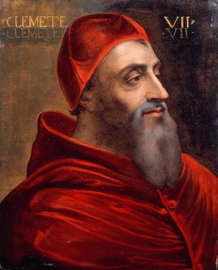 Giulio-di-Medici-Pope-Clement-VII-r.-1523-–-1534