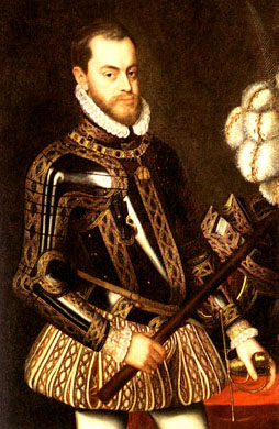 Philip-II-of-Spain-whom-Mary-married-on-25th-July-1554