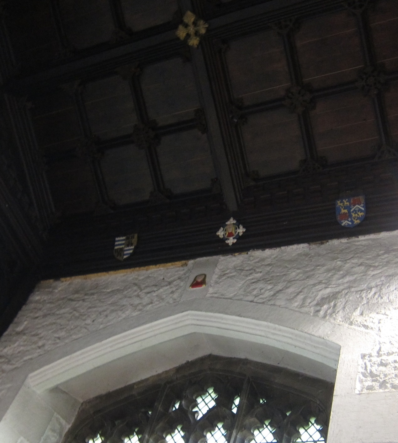 Ceiling-Bosses-Holy-Trinity-Church-Kendal