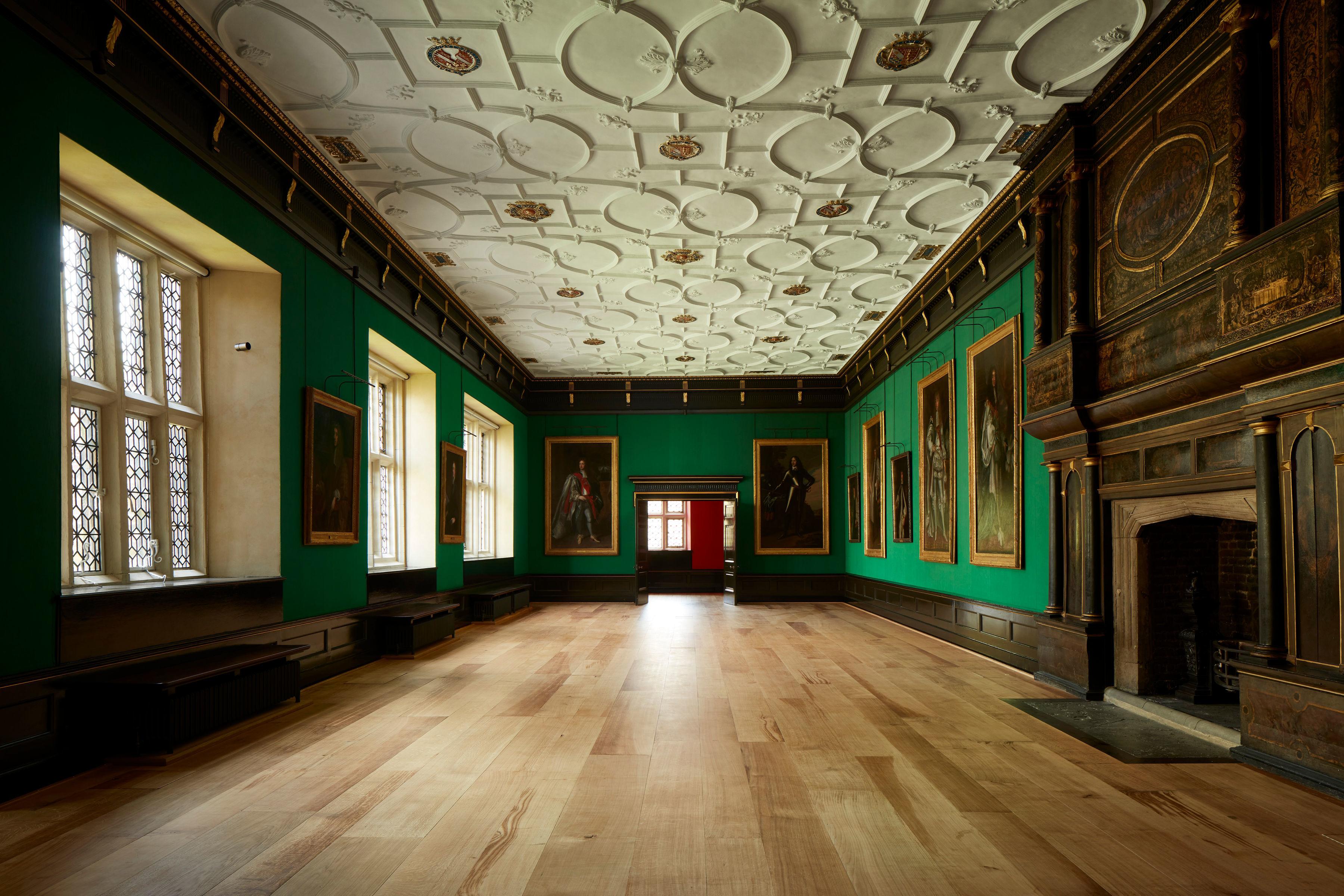 Charterhouse Newly Refurbished Great Chamber