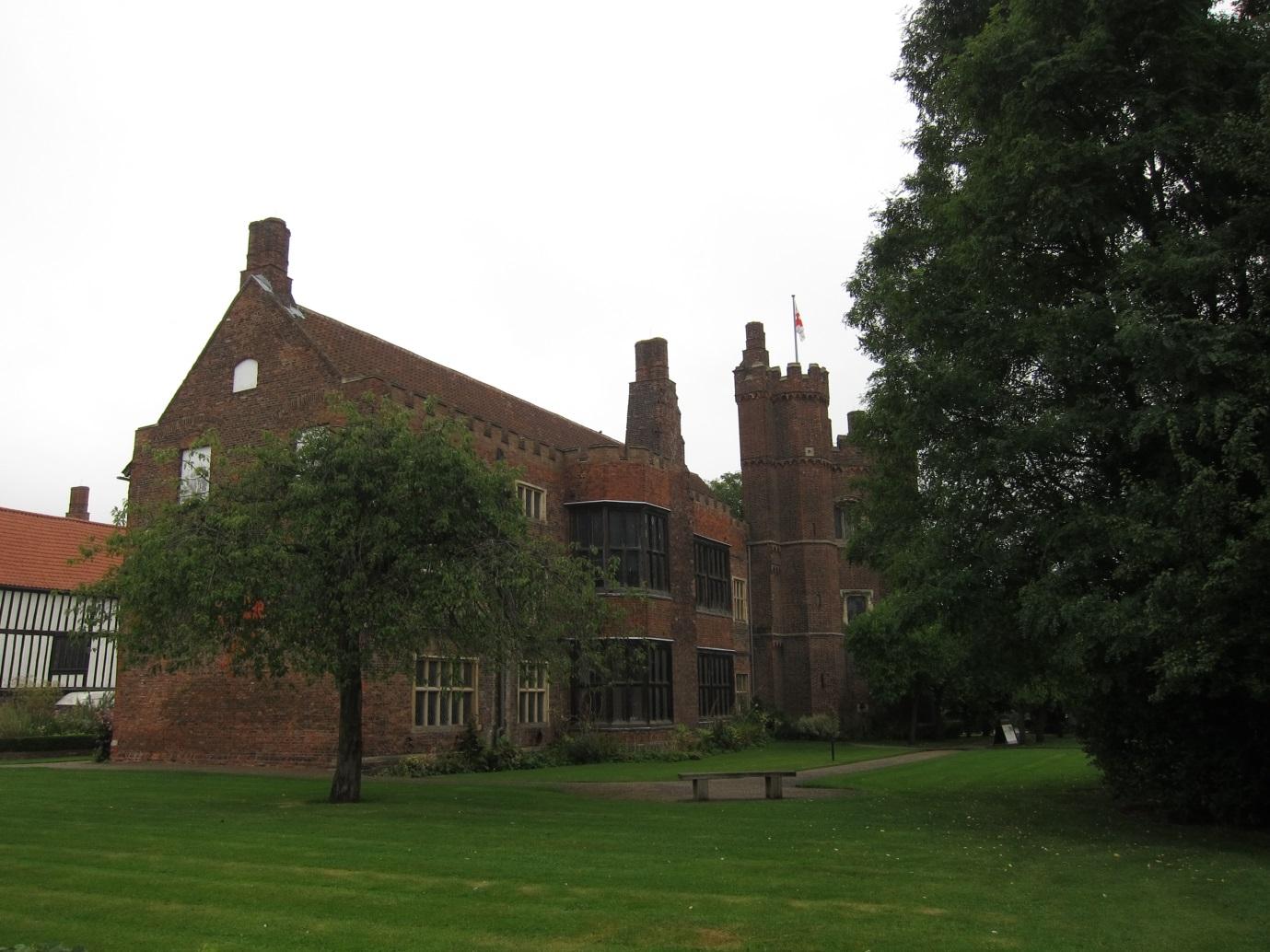 Gainsborough-Exterior