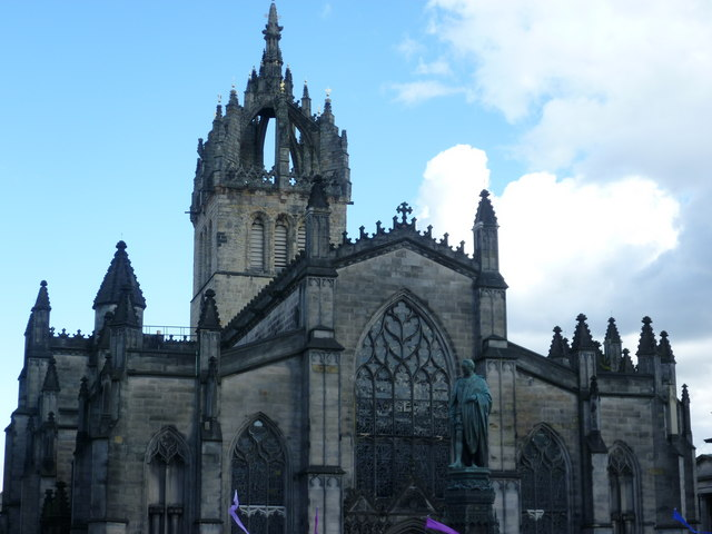 High-Kirk-of-St-Giles-Edinburgh