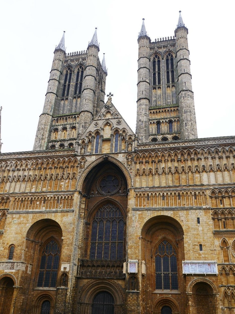 Lincoln Cathedral © Tudor Times Ltd