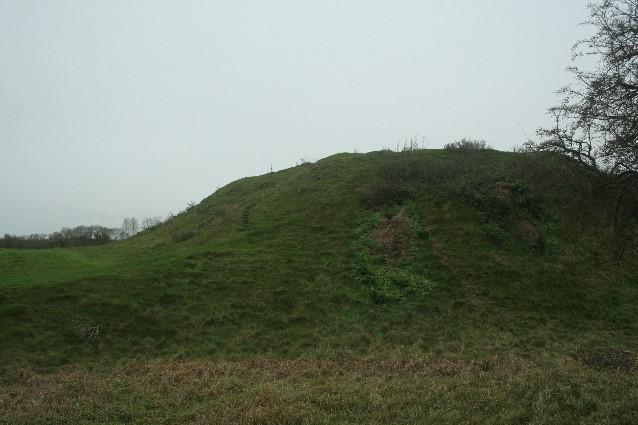 Motte-of-Fotheringhay-Castle