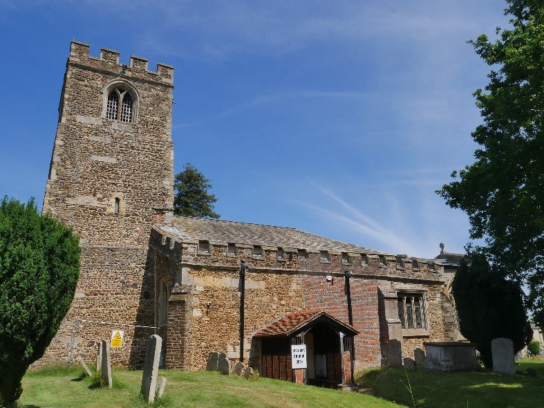 St Leonards West Tower And South Aisle