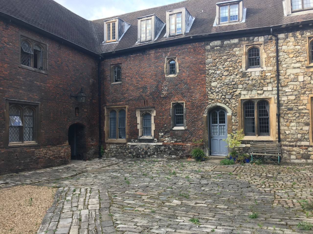 Washhouse Court 2 From Charterhouse