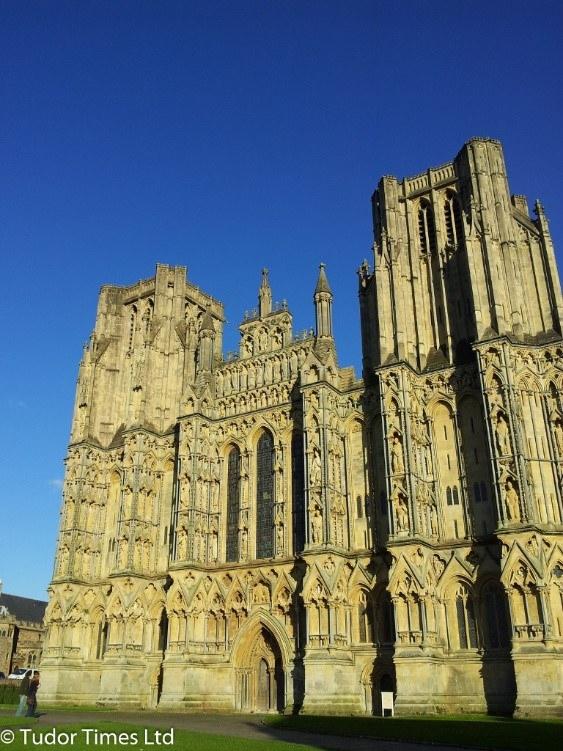 Wells Cathedral © Tudor Times Ltd