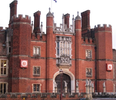 Wolsey's-great-mansion-of-Hampton-Court