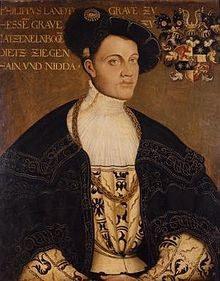 Philip Landgrave Of Hesse 1504 – 1567